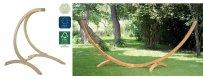 Riippumattoshop.fi tarjoaa telineitä riippumatoille, riippumatoille päätypuilla ja riipputuoleille. Teline mahdollistaa liikkuvuuden ja joustavuuden, voidaan siirtää nopeasti varjosta aurinkoon.